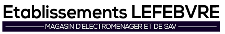 Logo Lefebvre Electromenager